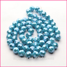 beads glass bead for swimming pool beads geo cut glass candle jar