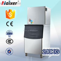 Naixer automatic commercial snow ice machine alibaba trade assurance
