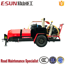 Factory direct sale blacktop pitch tar seam repairing machine