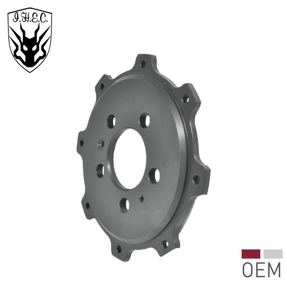 High performance of plating auto spare parts disc alfa brake