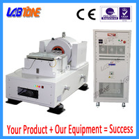 high reliability vibration test table with power amplifier