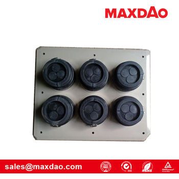 cable feeder entry panel