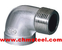 China supplier male and female elbow 90 degree