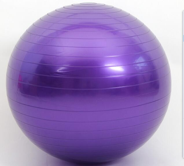 75cm Eco Anti Burst PVC Inflatable Yoga Ball
