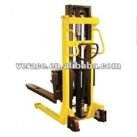 VR-MS 1T-2T, 1.6M-3.5M Hand Operated Lift Truck/Manual Stacker