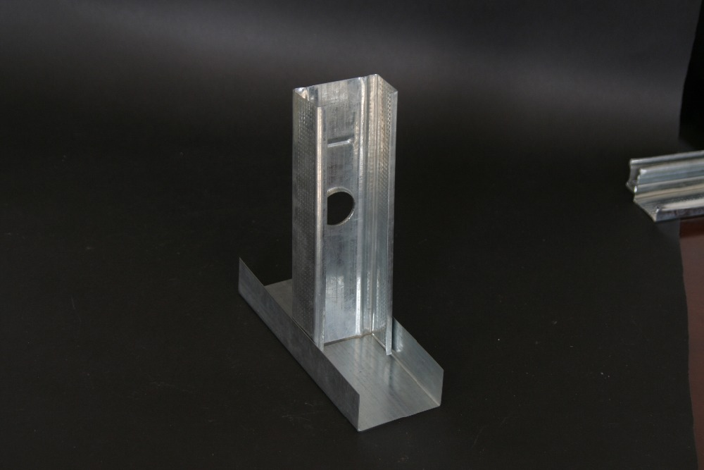 structural building materials/galvanized steel building material/drywall metal studs