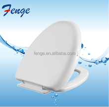 Hot sell V Shape Europea PP Soft Close Raised Toilet Seat Cover