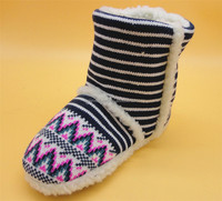 Low price wholesale woman EVA shoe fancy new style winter boot