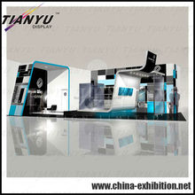 China Exhibition Booth Design and Building