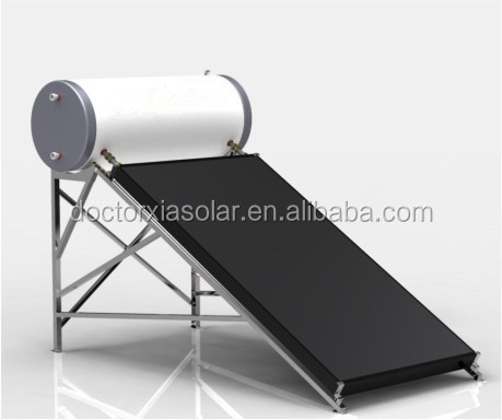 Solar Water Heater of 100 LPD