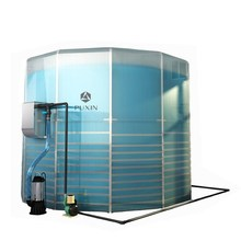Portable Biogas Power Plant to Treat Organic Waste
