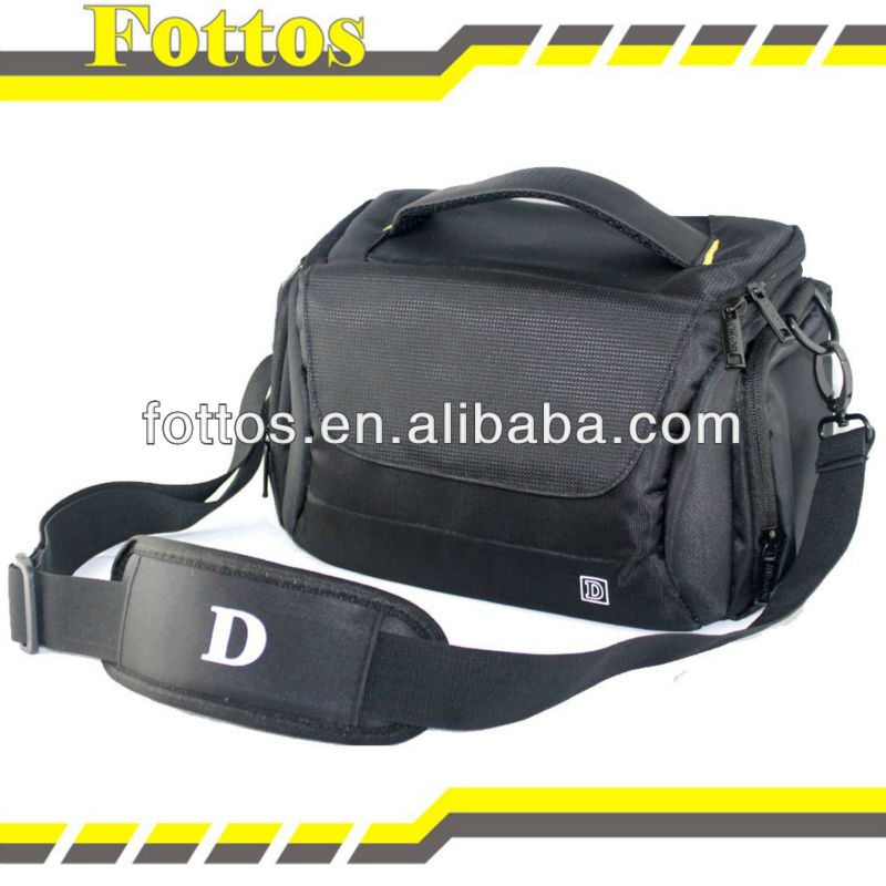 2013 New waist bag DSLR Camera Case Bag for Nikon D5100 D7000 D3100 D3S D300s D90 D80
