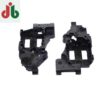 TS16949 tested custom plastic part for medical equipments machines with plastic injection mould