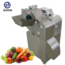 Automatic vegetable spiral slicer potato peeler cutter machine carrot stainless steel