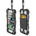 RENJIA silicone Cell Phone Strap Case Phone Lanyard Case cell phone holder