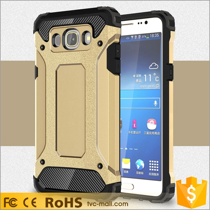 Hybrid Amor New TPU Shell Mobile Phone Cover Case for Samsung Galaxy J5 2016