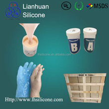 Foot Prosthesis Liquid Silicone For Artificial Body Part Making