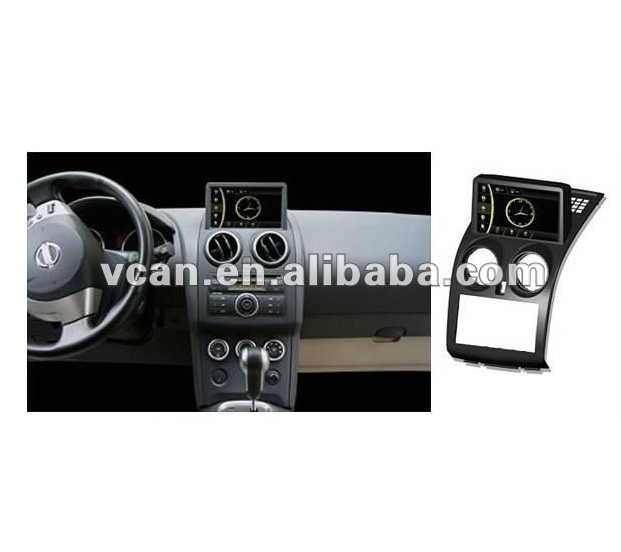8 inch digital lcd dvd car player with dvb-t/isdb-t vcan0339