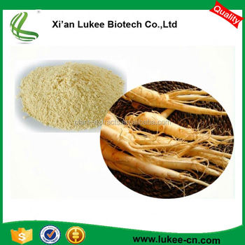Natural plant extract Gymnema sylvestre 75%, Ginseng Panax root extract 80%