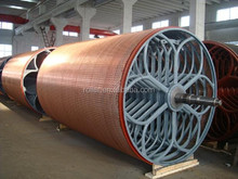 stainless steel Cylinder mould for paper making machine