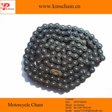 best blue 40Mn motorcycle chain 428 motorcycle spare parts