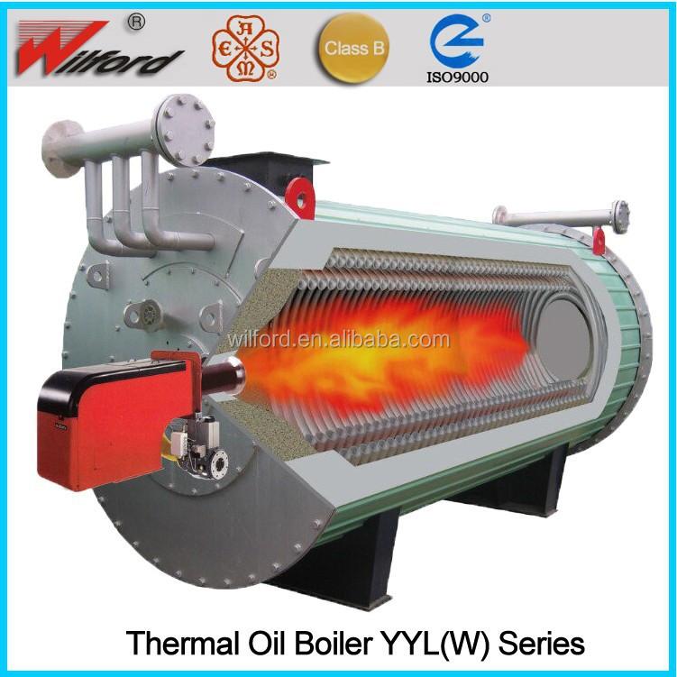 Boiler System: Thermal Oil Boiler System