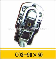 luggage metal clasps