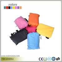 New design customized inflatable hangout air sofa