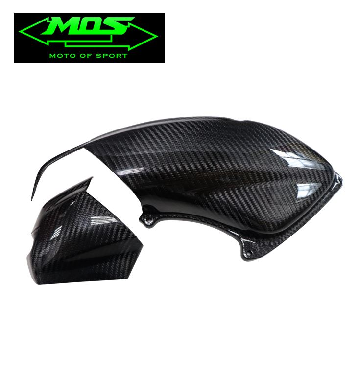 [MOS] Carbon Fiber Air Filter Cover (2 pcs) for Yamaha NMAX 125/155