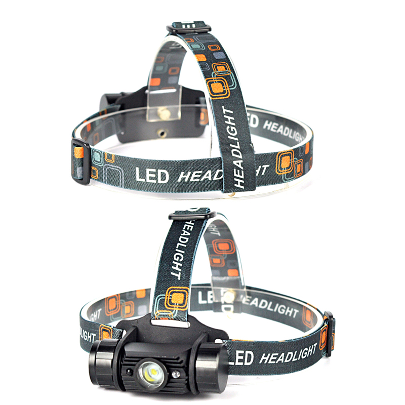 Boruit 1 Mode Rechargeable led Headlamp, High Power Zoomable 3W Sensor Headlamp, Camping Headlamp for range rover vogue
