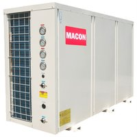 2014 New High COP Air Source Heat Pump split type and all in one