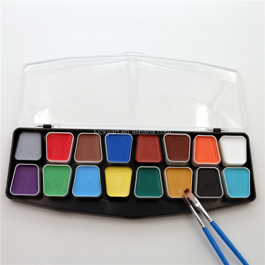 based washable face painting kits buy face painting kit face paint. Black Bedroom Furniture Sets. Home Design Ideas