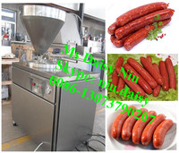 vacuum sausage filling machine/sausage making machine/sausage stuffing machine