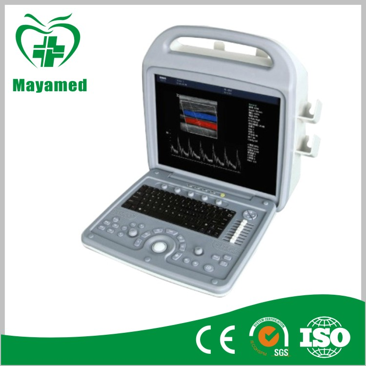MY-A027 diagnostic equipment 3d coloured portable ultrasound machine