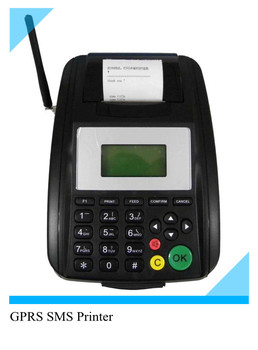 Restaurant SMS Printer, Support remote configure online