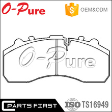 OEM:0044202220 GDB5067 High quality auto truck brake pad WVA 29061 29087 For MERCEDES BENZ ACTROS