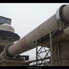Metallurgy chemical rotary kiln for bauxite in aluminum factory, alignment rotary kiln