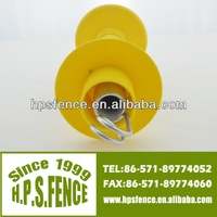 2014 Alibaba China Plastic Gate Handle
