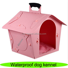 Unique outdoor modular waterproof dog kennel