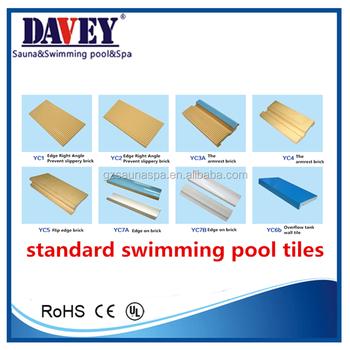 2014 New Hottest Swimming Pool Edge Tile Buy Pool Edge Tile Swimming Pool Edge Tile Swimming