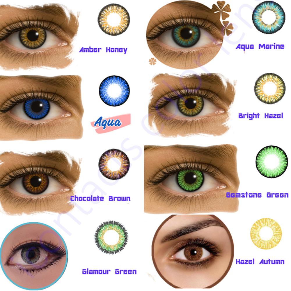 Souvent Grossiste lentille cosmetique couleur-Acheter les meilleurs  SO77