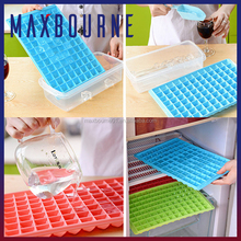Amazon best selling Wholesale 96 cells ice cube silicone ice cube tray
