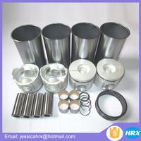 forklift parts for ISUZU 4JG1engine cylinder liner kits Z-8-97176-616-0 8-97220605-0 8-97288251-0