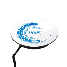 2018 new product Ashley furniture home stores hot selling table wireless charger desk wireless charging station for mobile phone