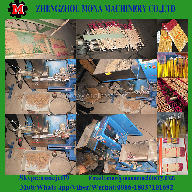 2016 Cheapest Automatic Incense Cone Making Machine