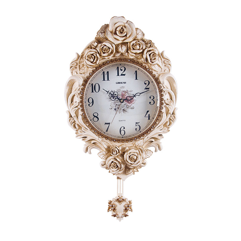 Retro quartz wall clock China FB8150