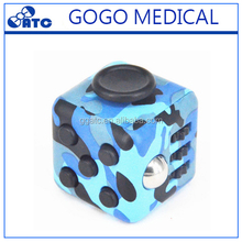 Fidget spinner fidget cube,cute fidget cube toy with colorful colors