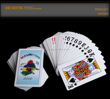 High Quality 0.19MM-0.35MM 555 playing cards manufacturer in China