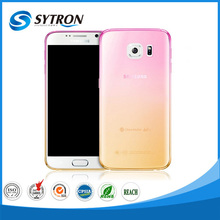 Color changing Ultra-thin Mobile phone cover for samsung galaxy s7 tpu case