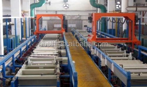 Automatic Barrel Electroplating Equipment for Chrome Zinc Plating
